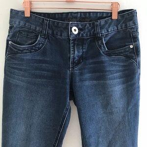 Guess - Modele Bootcut Denim Jeans